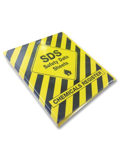 SDS BINDER (with leaflet user guide)