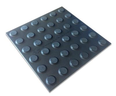 Tactile 300x300 Self Adhesive Polyurethane BLACK (CHARCOAL)
