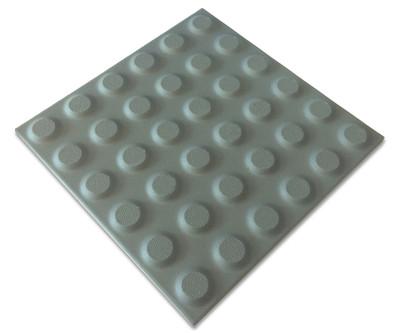Tactile 300x300 Ceramic BLACK (Charcoal)
