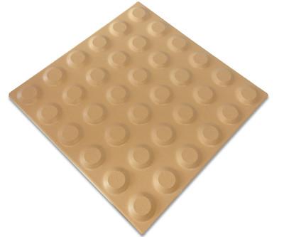 Tactile 300x300 Ceramic YELLOW (Mustard)