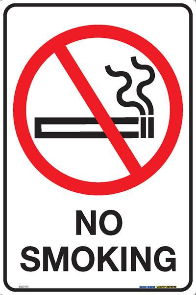 NO SMOKING 300x450 MTL