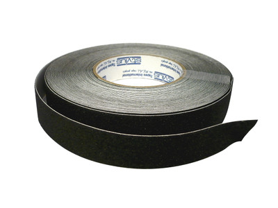 25mm Anti-Slip Tape 18 metres BLACK