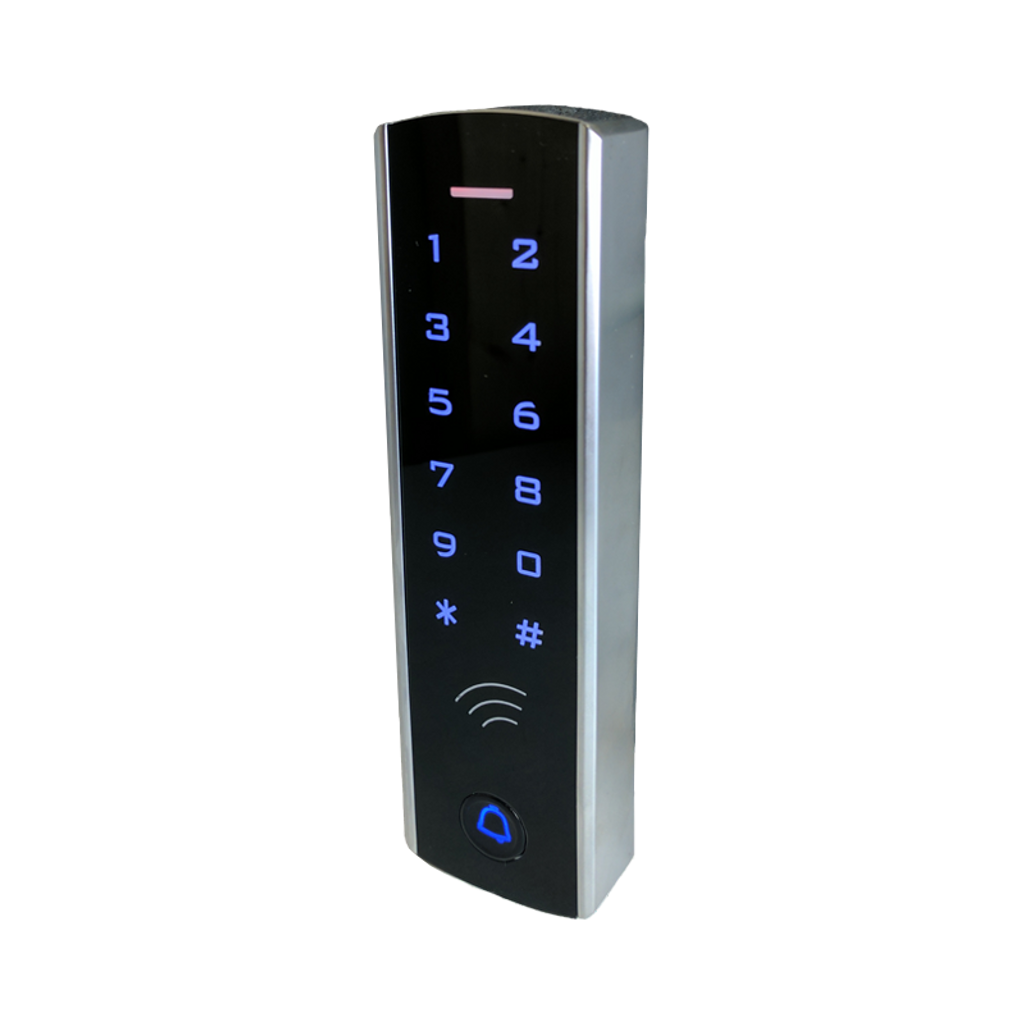 Access control touch slim