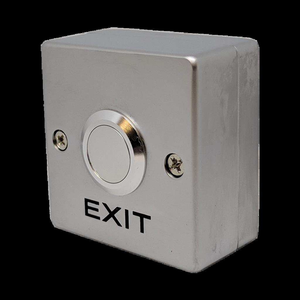 Exit button squarish