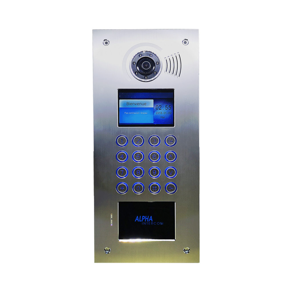 IP Multi-Apartment Video Intercom Prestige Series