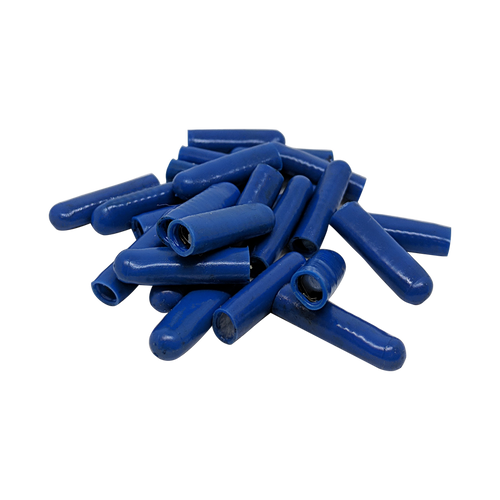 B-Connector 100 Pack With Gel Blue