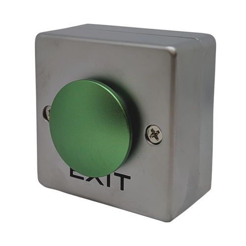 Exit Button with green button