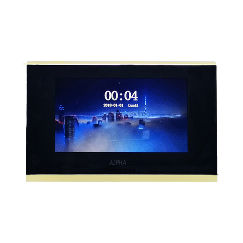 "IP 7"" Monitor with Touch Screen Prestige Series"