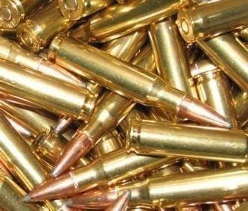 308 Winchester Brass Hornady 165 gr BTSP 250 Rounds