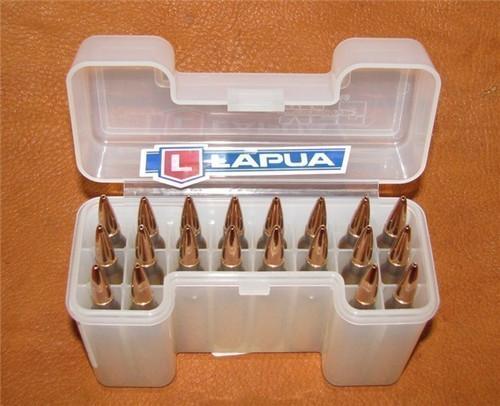 338 Lapua Magnum 250gr Sierra Match King HPBT 20 Rounds