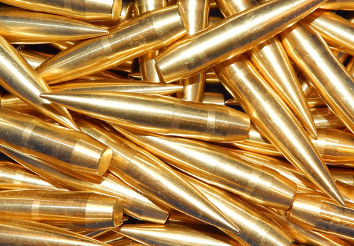 Match 50 BMG Thunder Ammo Single Shot Bullet 802 gr 50 Count