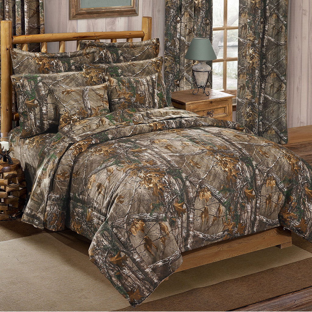 bed by lo camouflage for king ip set hunters premium comfort luxury pillowcases comforter the sheet rustic blue cabin and regal skirt camo woods bedding powder