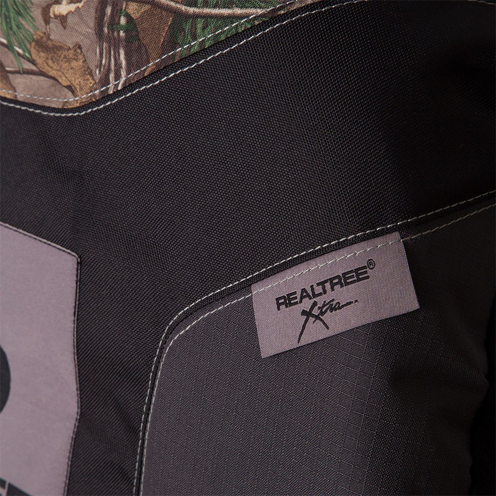 Realtree Xtra Lowback Seat Cover tag