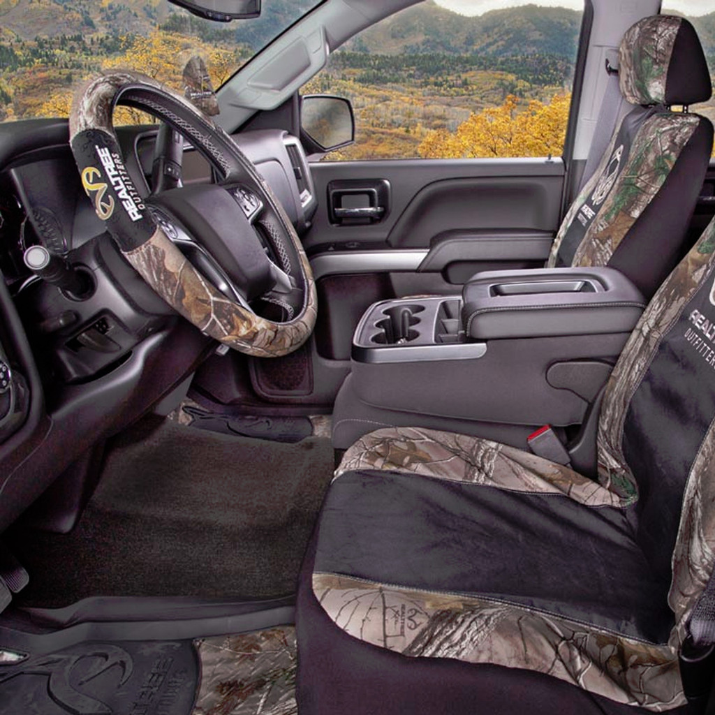 Realtree Xtra Lowback Seat Cover model