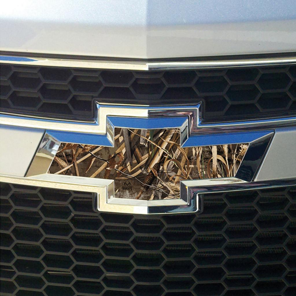 Realtree Auto Emblem Skin Decal Camo For Everyday Life