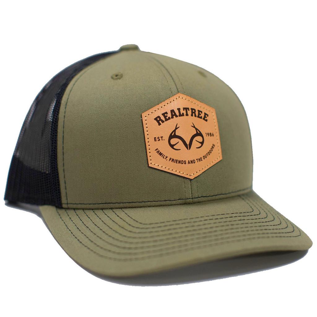 Realtree Patch Richardson Hat