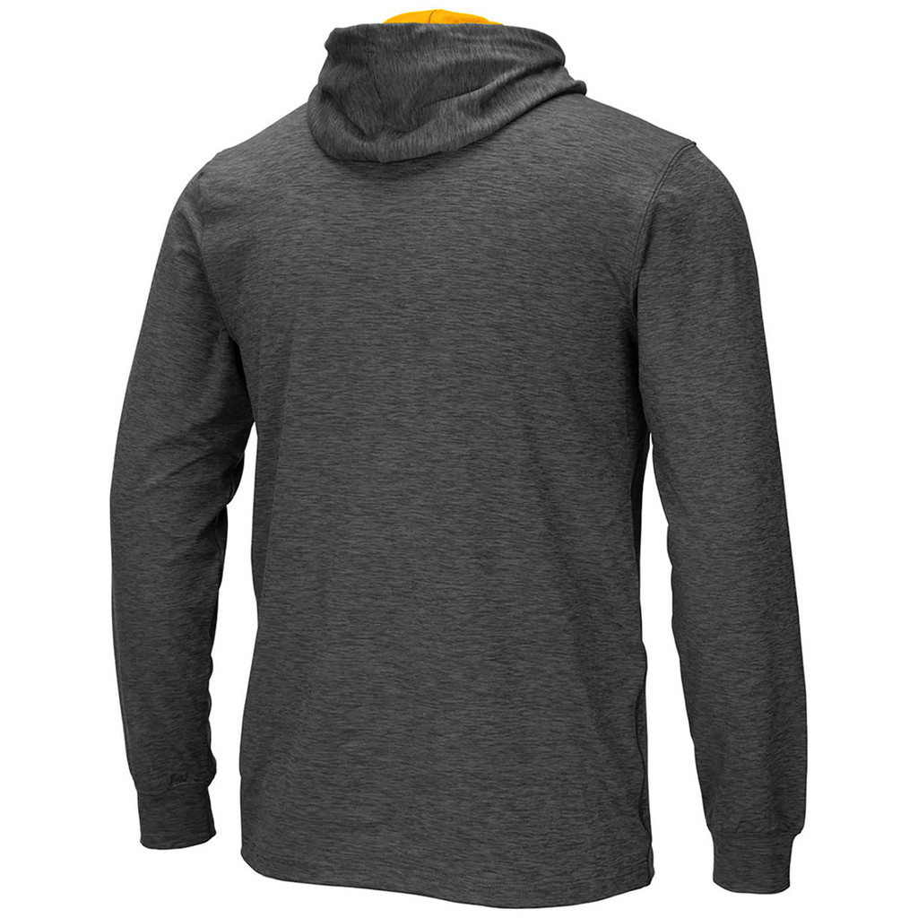 Men's Active Performance Hooded Windshirt Back