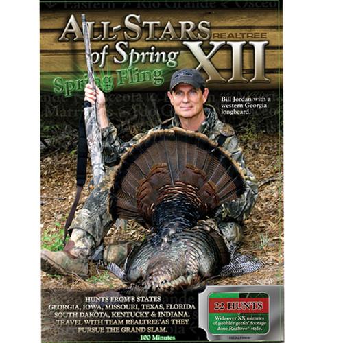 Digital Download All-Stars of Spring XII - Spring Fling (2005 Release)