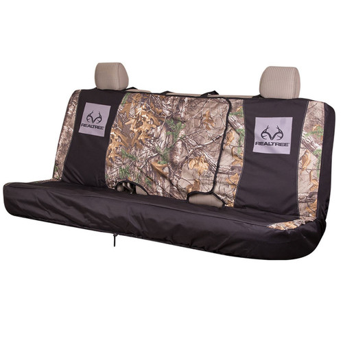 Realtree Xtra Switch Back Bench Seat Cover