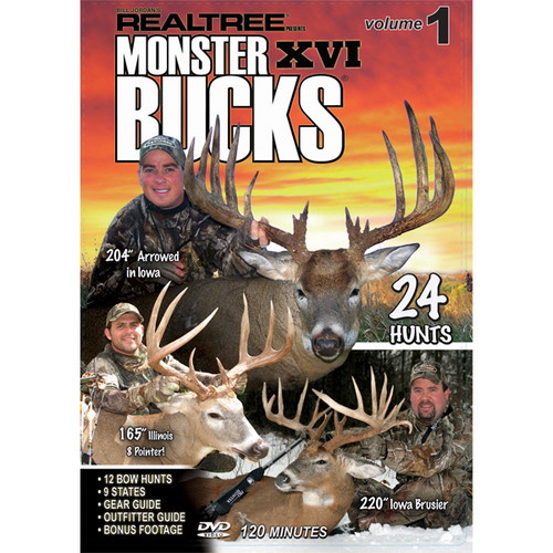 Digital Download Monster Bucks XVI, Volume 1 (2008 Release)