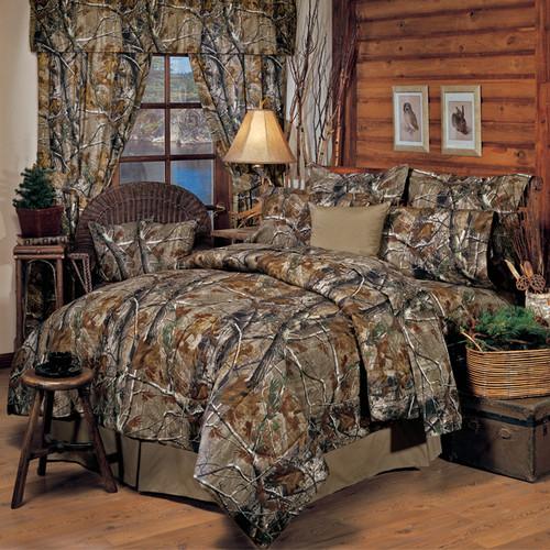 Realtree AP Camo Comforter Sets Image