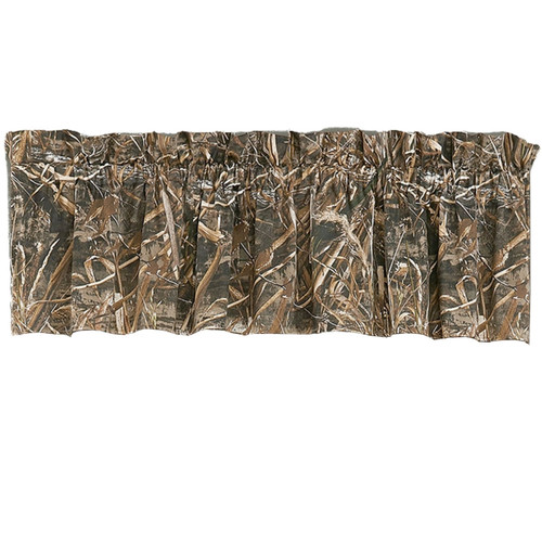 Realtree Camo Window Valance