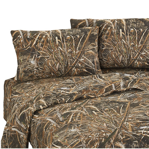 Realtree Max-5 Camo Sheet Sets