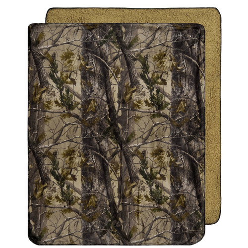 Realtree AP Throw Blanket