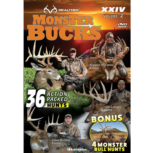 Monster Bucks XXIV, Volume 2 Digital Download