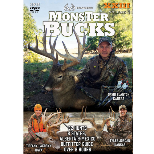 Monster Bucks XXIII, Volume 1 (2015)