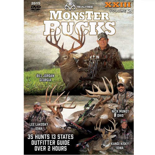 Monster Bucks XXIII, Volume 2 (2015)