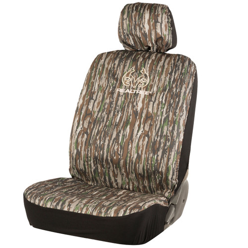 Realtree Exclusive Original Camo Low Back Bucket Seat Cover