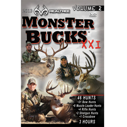 Monster Bucks XXI, Volume 2
