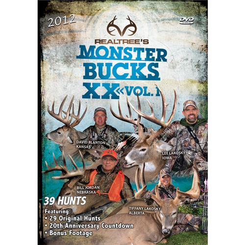 Monster Bucks XX, Volume 1 Digital Download (2012)