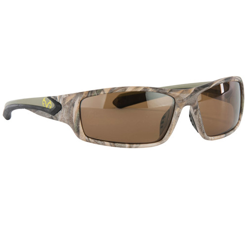 Realtree Max-5 Ridgeline Polarized Camo Sunglasses