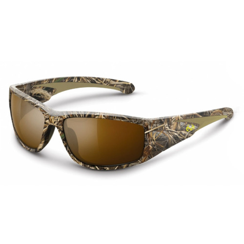 Realtree Max-5 Razorback Polarized Camo Sunglasses