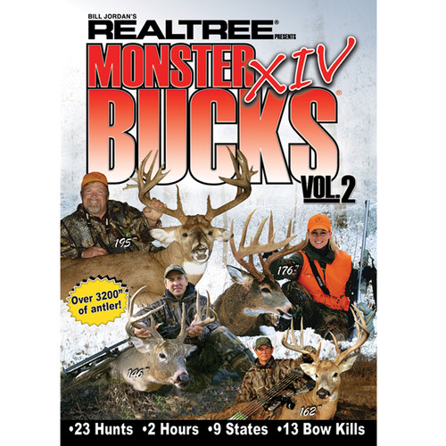 Digital Download Monster Bucks XIV, Volume 2 (2006 Release)