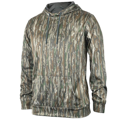 Realtree Men's Original Camo Performance Hoodie