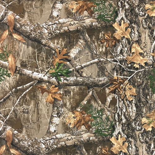 Realtree Edge Cotton Twill Fabric