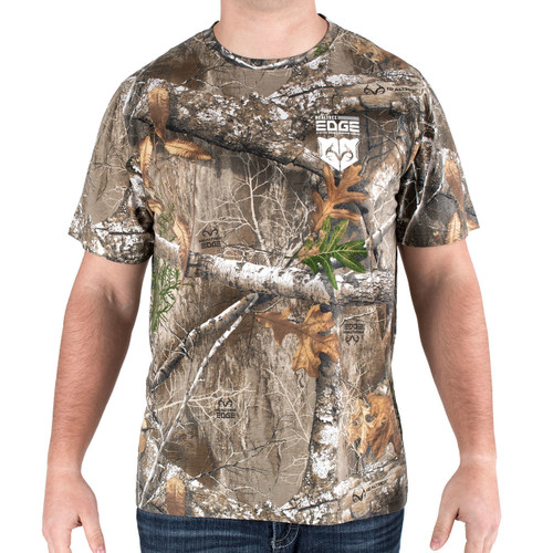 Men's Realtree Edge Camo t-shirt