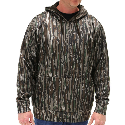 Realtree Men's Original Camo Tech Hoodie