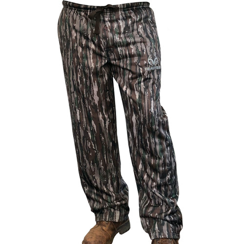 Realtree Men's Original Camo Antler Tech Pants