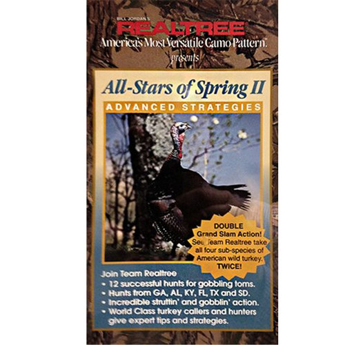 Digital Download All-Stars of Spring II - Spring Fling (1995 Release)