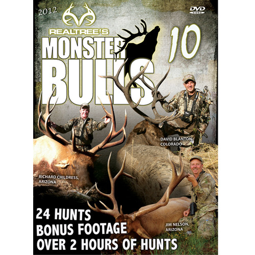 Monster Bulls 10 (2012) Cover Image