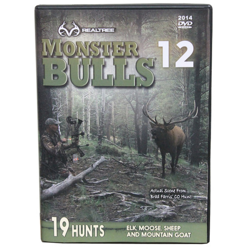 Digital Download Monster Bulls 12 (2014 Release)