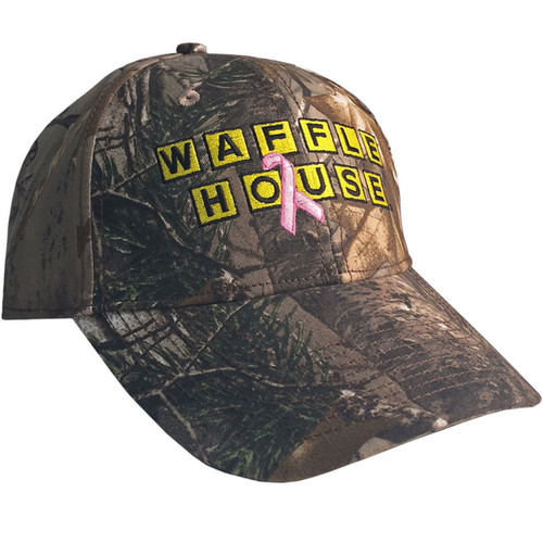 Waffle House Breast Cancer Awareness Xtra Hat
