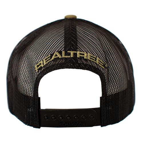 Realtree Patch Richardson Hat Back