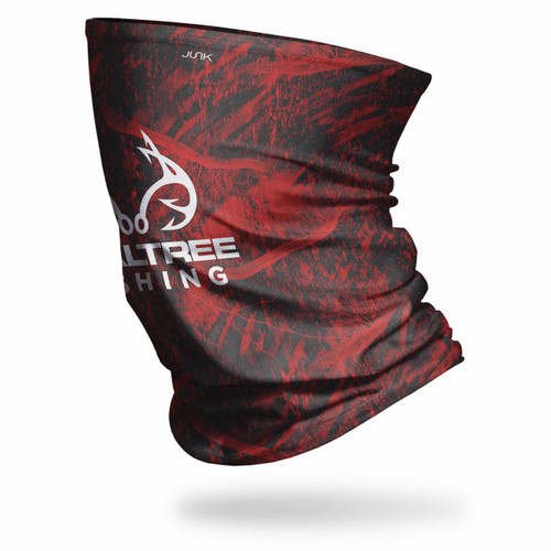 Realtree Tactical Red Fishing Neck Gaiter