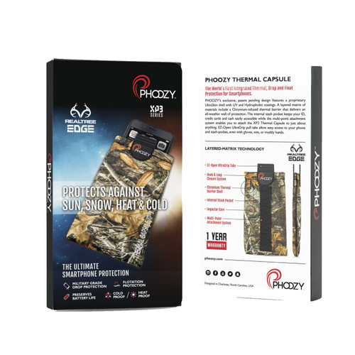 Realtree Edge Phoozy XP3 Phone Cases