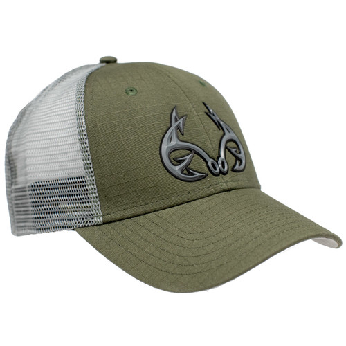Realtree Fishing Tactical Mesh Back Hat
